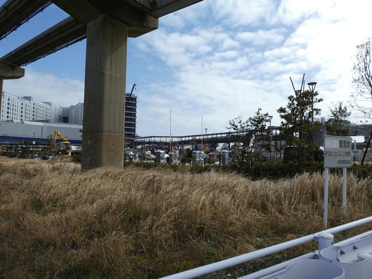 haneda airport garden