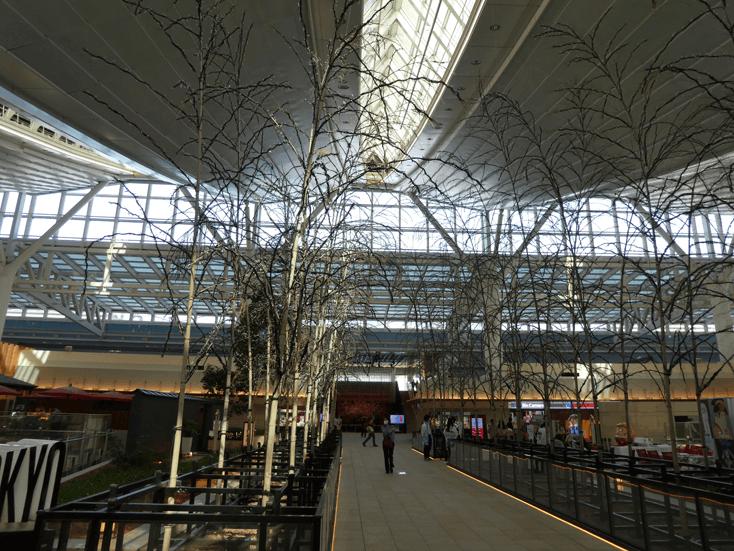 haneda airport terminal3 4F