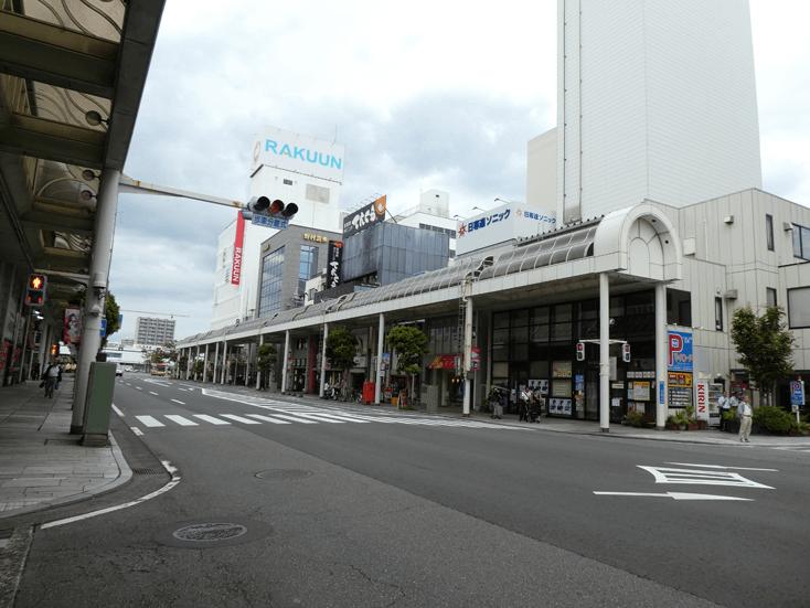 Numazu Otemachi Shopping Street