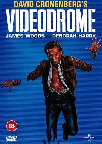 f『ヴィデオドローム』1982年