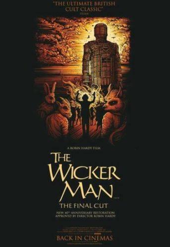 『ウィッカーマン』1973年