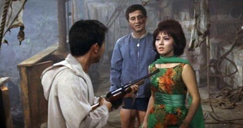 『マタンゴ』1963年