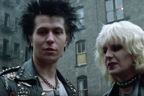 『シド・アンド・ナンシー』1986年