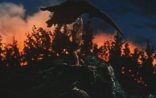 『フランケンシュタインと地底怪獣』1965年