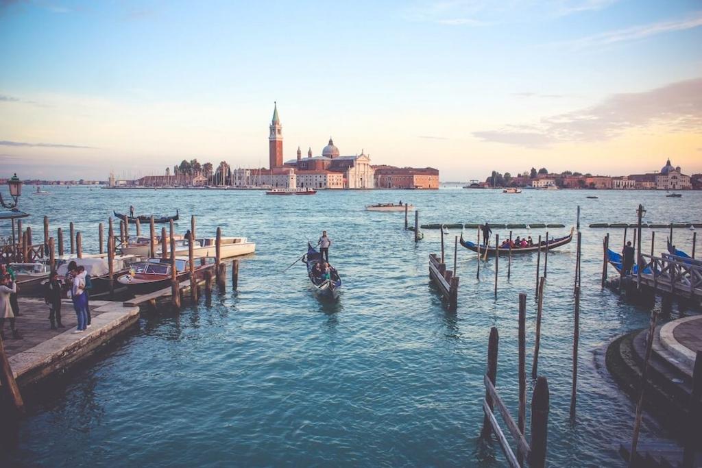 世界遺産ヴェネツィア