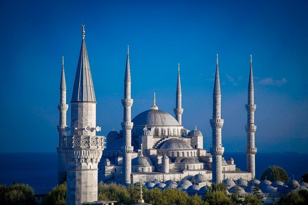 世界遺産イスタンブール