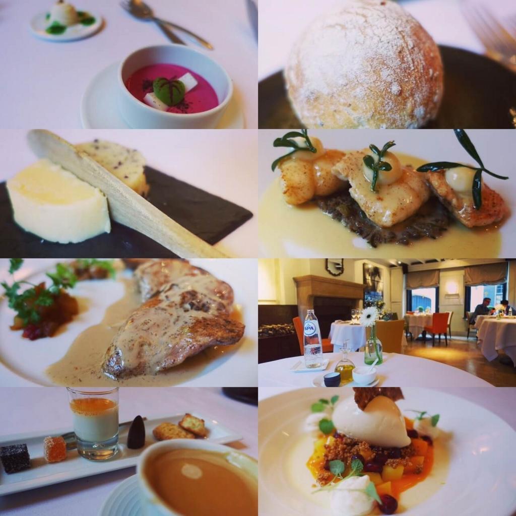 ベルギー_レストラン