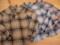iroquois(イロコイ) タータンチェックガーメントダイシャツ