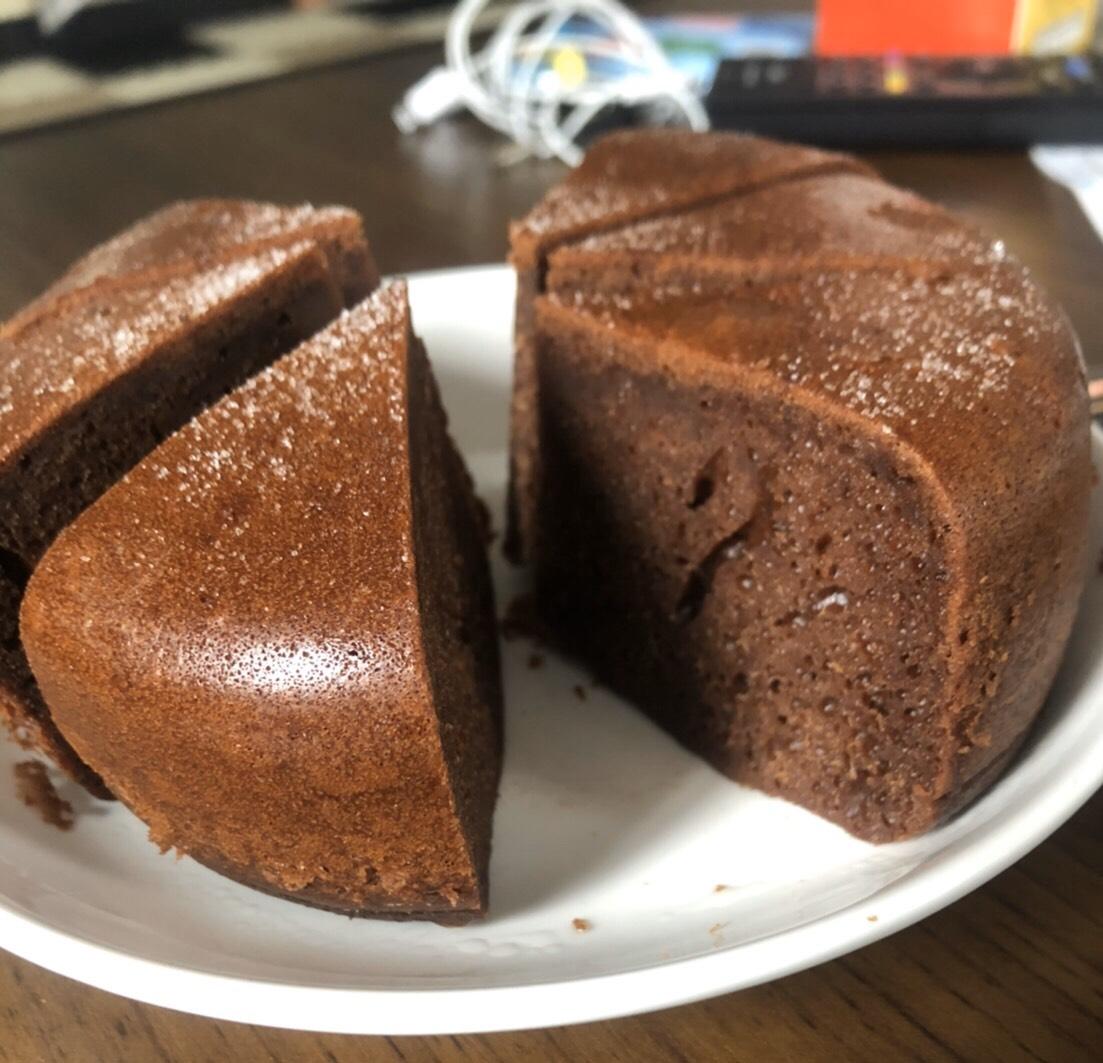 ガトー 簡単 器 炊飯 ショコラ