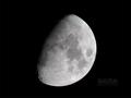 [天体]moon20080712