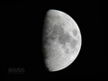 [天体]moon20080810