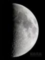 [天体]moon20090104
