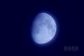 [月景色]紗の月moon20090107