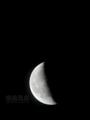 [天体]月とアンタレス