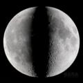 [天体]月面対称比較