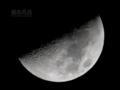 [天体]moon20090402