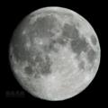 [天体]moon20091230