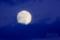 大晦日の月