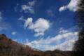 [風景]里山冬空
