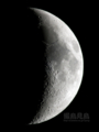 [天体]moon20100220