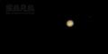[天体]木星とガリレオ衛星