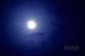 [月景色]雲照月