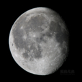 [天体]moon20101125