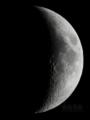 [天体]moon20110110