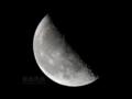 [天体]moon20110127