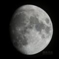 [天体]moon20110514