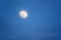 [月景色]薄暮の紗月