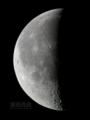 [天体]moon20110724
