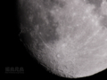 [天体]moon20110810tycho