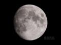 [天体]moon20110811