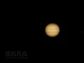 [天体]木星とガニメデ・エウロパ・イオ