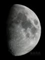 [天体]moon20111204_1908