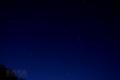 [天体]冬の大三角とオリオン座