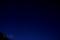 冬の大三角とオリオン座