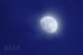 [月景色]六月夕月