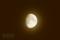 セピア色の月