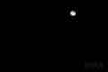[天体]moon&jupiter20121101