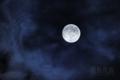 [月景色]小望月夜