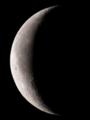 [天体]moon20130108_055340