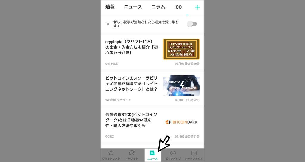 コイン相場 ニュース