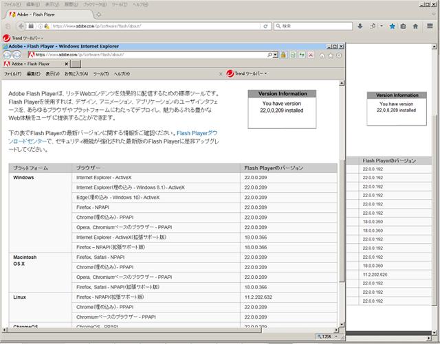Adobe Flash Player のセキュリティ更新プログラム: …