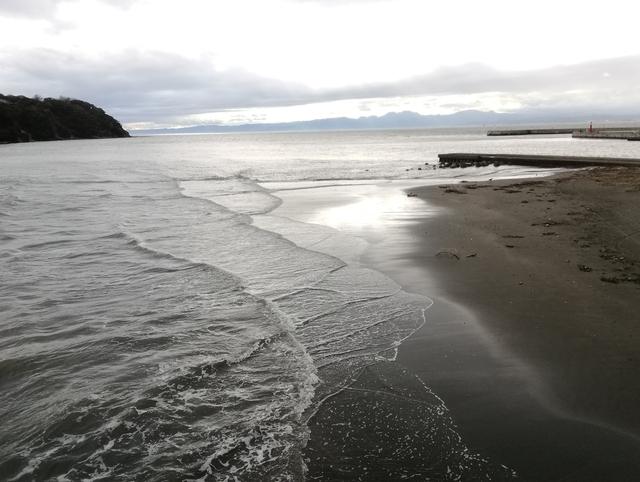 江ノ島と片瀬海岸