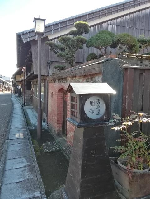 関宿をぷらぷら散歩