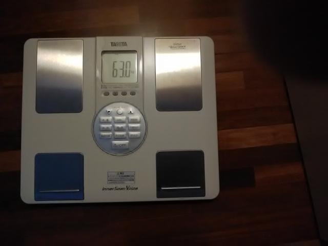 TANITA の体重計 2020