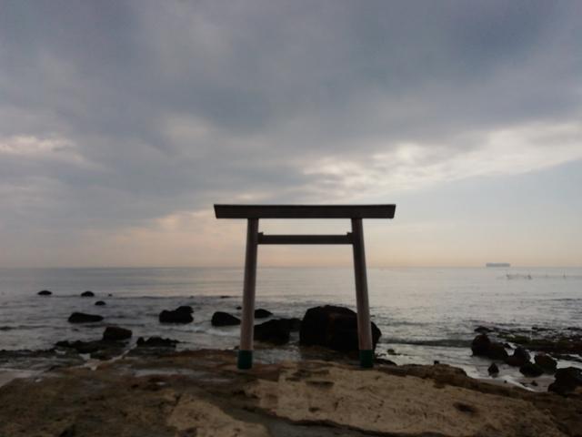 内海海岸 2021