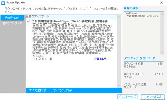 RealPlayer 20.0.5.307 Updater